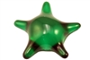 Bath Bead - Opaque Green Star in Spearmint scent